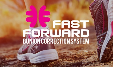 FastForward for Bunion Correction